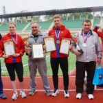 Лучшие бегуны МЧС